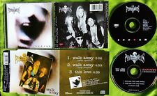 PRETTY MAIDS - SCREAM CD EPIC SCANDINAVIA + WALK AWAY SINGLE CD MASSACRE 1995