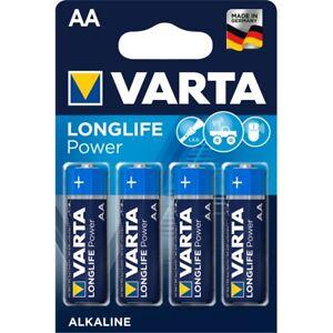 40x Batterie Mignon AA LR6 MN1500 VARTA LONGLIFE Power 4906 (vormals HighEnergy)