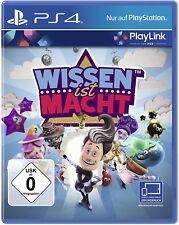 Wissen ist Macht (Sony PlayStation 4, 2017)