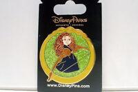 Disney Brave Young Princess Merida with Bow Pin