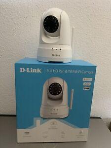 D-Link DCS-8525LH WLAN IP Überwachungskamera 1920 x 1080 Pixel Ohne Wandmontage