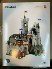 Lowenstein Castle LEGO  BrickLink New, Factory Sealed, SOLD-OUT FREE SHIPPING