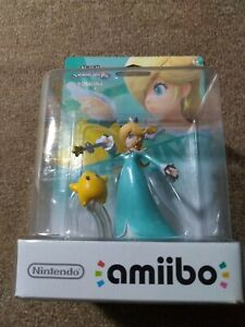 Brand New Rosalina & Luma Amiibo Super Smash Bros US Edition