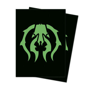 Magic The Gathering Guilds of Ravnica Golgari  Deck Protector Sleeves  (box)