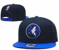 Minnesota Timberwolves New Era 9FIFTY NBA Adjustable Snapback Hat Cap Wolves 950
