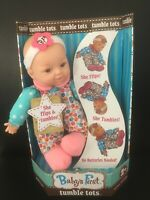 Baby's First Tumble Tots Doll - Surface Washable