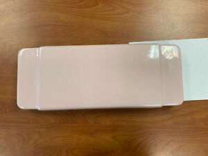 Case 1000 1100 PINK Toilet Tank Lid Top