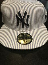 NEW ERA FITTED HAT - NY YANKEES SIZE 7 1/2