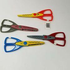 Creative Memories Scissors Decorative Edge Lot 4 Provo Craft Paper Edging