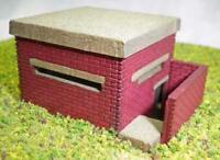 Ancorton 95716 OO Gauge WWII Pill Box Kit