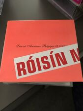 Roisin Murphy Live At Ancienne Belgique - Rare CD Overpowered