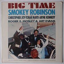 BIG TIME: Soundtrack ost SEALED Smokey Robinson Soul TAMLA Orig LP