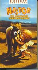 Nestor: The Long-Eared Christmas Donkey-Vhs