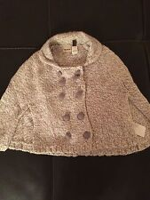 IKKS Baby Girl Poncho - Size 24 Months