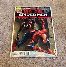 Spider-Men (Marvel) 1C 2012 Ramos 1:30 Variant