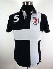 Men's Tommy Hilfiger Polo Shirt, Size XS XSmall, Short Sleeve, Cotton #BL1806