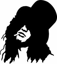 Slash Guns 'n Roses vinyl sticker decal