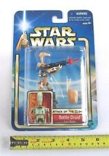 HASBRO STAR WARS ATTACK OF THE CLONES COLLECTION 2, #11 BATTLE DROID, MOC