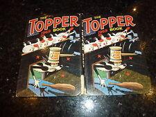 THE TOPPER BOOK Comic Annual - Year 1969 - UK Annual - Price Ticket Intact