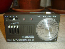 Boss DB-33, Dr. Beat, Metronome, Vintage Unit
