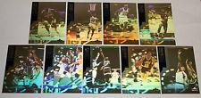 1995 Upper Deck Shaquille ONeal Basketball Hologram 9 card complete lot set BV$$