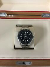 Omega Seamaster 300m Co-axial Chronometer Gents Watch Black **