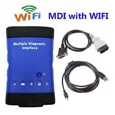 NEW GM MDI WiFi Diagnostic Interface Scanner Tool + Cables FULL SET without soft