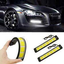 Waterproo Lights LED Strip Daytime Running DRL Car Fog Day Drive Lamp