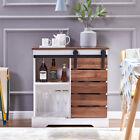 Modern+Storage+Cabinet+W%2F+Sliding+Door+Chest+Kitchen+Buffet+Kitchen+Home+Office+