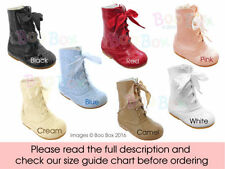 Faux Leather SEVVA Baby Shoes
