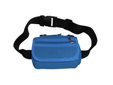 Diabetic travel organizer bag for Insulin, pen,syringes and supplies, Blue.