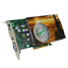 Nvidia GeForce 7800GS 7800 GS AGP VGA for Sega Lindbergh (Yellow)