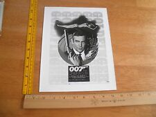 James Bond OO7 Sean Connery 8x10 Goldfinger Japanes movie poster photo