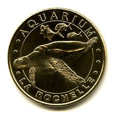 17 LA ROCHELLE Aquarium, Tortue, 2011, Monnaie de Paris