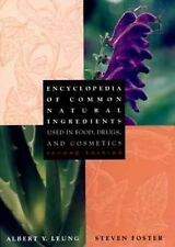 Encyclopedia of Common Natural Ingredients: Used in Food, Drugs, and C-ExLibrary