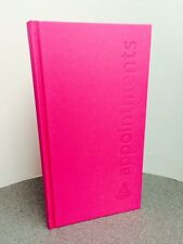 Agenda 3 Column Appointment Book - Hot Pink - Nail Technician, Beautician, Salon