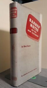 Barnes' Notes on the New Testament, Barnes, HEBREWS, 951