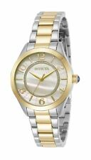Invicta Women's Angel 31108 33mm White Dial Stainless Steel Watch