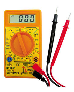 LION PRODUCTS DIGITAL MULTIMETER LCD DISPLAY #LT045I9