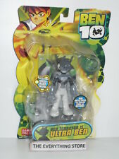 BANDAI BEN 10 ULTRA BEN 27438 DISPLAY STAND AND DECODER NEW ON CARD RARE