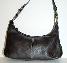 The Sak Brown Leather Shoulder Bag Great Condition Must See Lightweight
