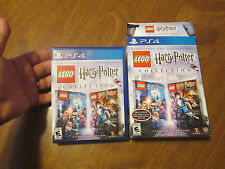 LEGO Harry Potter Collection PS4 Sony NEW BUT OPEN - NEVER USED FROM BUNDLE