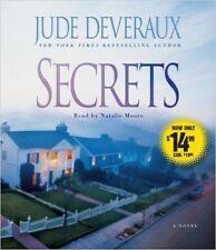 Secrets by Jude Deveraux Audiobook CD