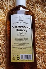 Le serail - Shampooing douche 500 ml Miel