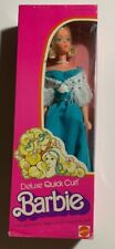 Brand New 1975 Deluxe Quick Curl Barbie Doll 9217 Sealed Box