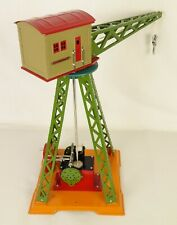 T PRODUCTIONS BEAUTIFUL REPRODUCTION OF DORFAN #70 STD. GAUGE OPERATING CRANE!
