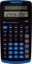 Ti30 Eco RS Texas Instruments Schulrechner solar