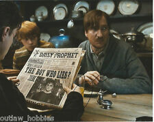 David Thewlis Harry Potter Autographed Signed 8x10 Photo COA C