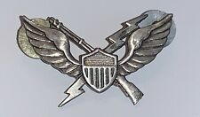 Military Unknown Badge Pin Wing Wings