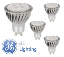 4x GE LED Bulb GU10 6w 390 Lumens PAR Dimmable Warm White Energy Efficiency A+